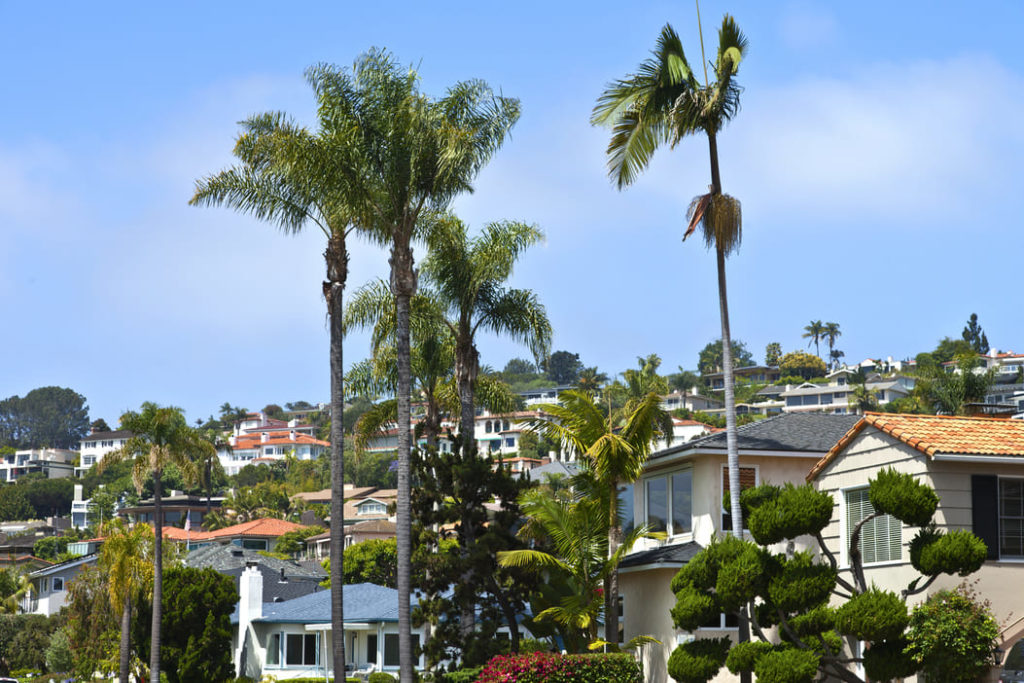 The safest neighborhoods for new parents in San Diego